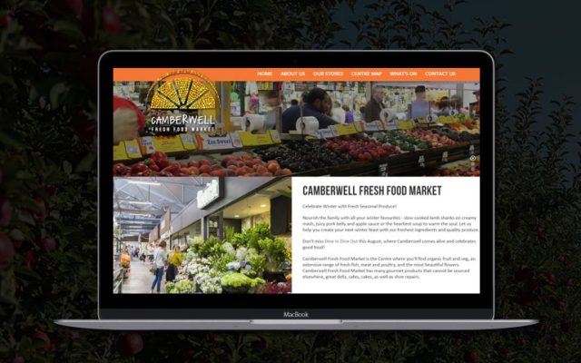 camberwell fresh food market website